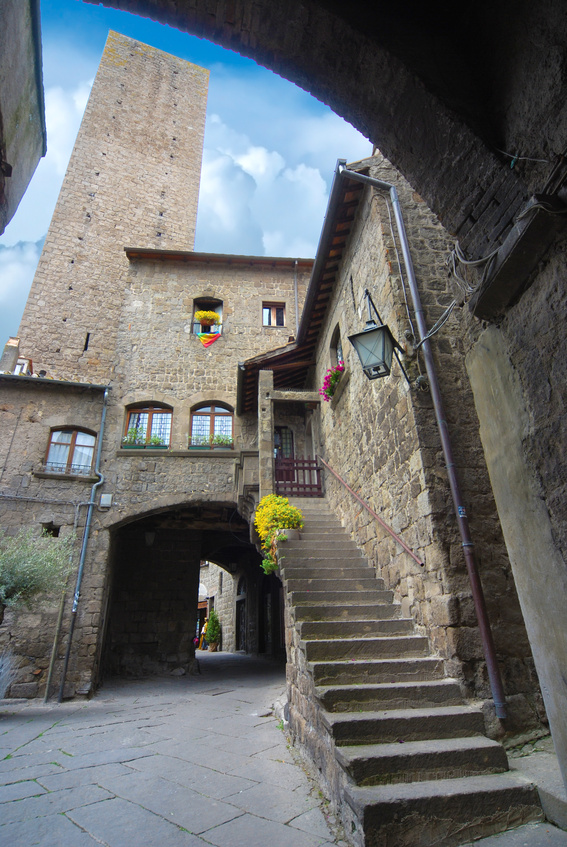 Viterbo - San Pellegrino